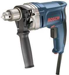 NEW Bosch 3/8-in Drill Driver Corded Electric Keyed Variable Speed Power Tool #RobertBoschToolCorporation