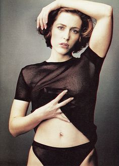 Gillian Anderson, 1997