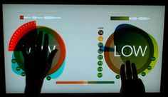 Multi-touch light table (for DJs) by Greg Kaufman