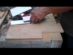 Como cortar azulejos rápido y sin herramientas especiales. - YouTube