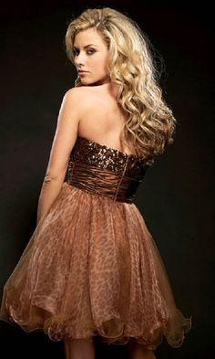 Short Gucci Prom Dresses Designs
