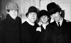 Paul McCartney, John Lennon, Ringo Starr and George Harrison | Rare and beautiful celebrity photos