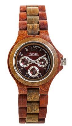 Northwest Mens Wooden Watch