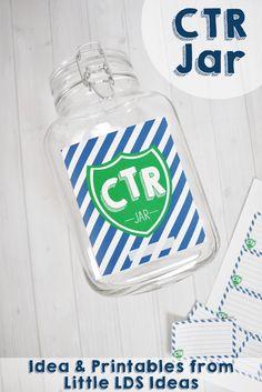 CTR Jar Free Printables