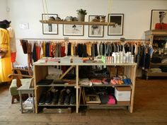 Amsterdam Shopping: Charlie and Mary: Address: Gerard doustraat 84, Amsterdam