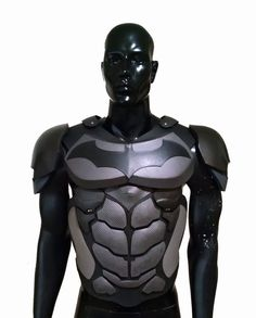 DIY Batman Arkham Knight Foam Armor Tutorial Kit - Includes Patterns, Tutorial Videos, and Materials List