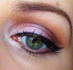 LOTD - #eyeshadow #eyemakeup #pinkshadow #cateye #eyeliner #ceverythingbeauty - bellashoot.com & bellashoot iPhone & iPad app