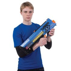 Nerf Rival Zeus MXV-1200 (Blue) Nerf, Outdoor Power Equipment, Blue, Products, Garden Tools, Gadget