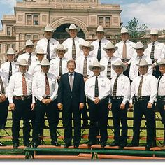 Modern day Texas Rangers