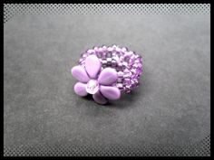Rings, Floral, Flowers, Handmade, Jewelry, Hand Made, Jewlery, Jewerly, Ring