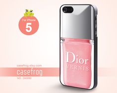 Nail Polish Grily Make UP iPhone 5 Case Case for by CaseFrog, $12.99