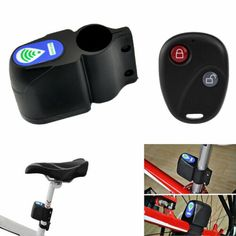 Bicycle Lock Anti-theft Remote Control For Mountain Road Bike Security Lock X1