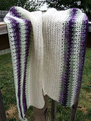 Ravelry: The Deb Scarf pattern by April Faubion