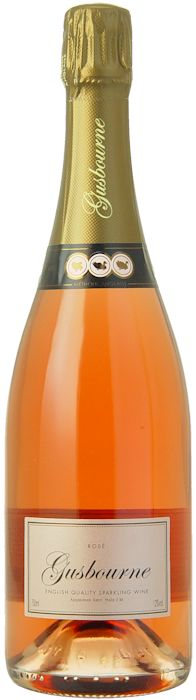 2009 GUSBOURNE Rosé Brut - English Sparkling Wine