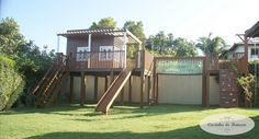 casinha de brincar - Clube Aventura II