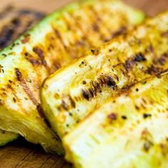 Grilled Zucchini and Summer Squash Recipe
