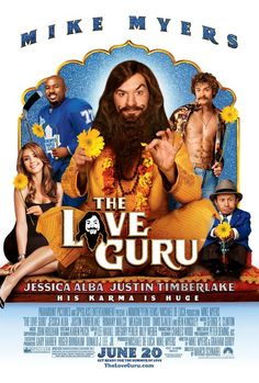 Meagan Good played the role of Prudence Roanoke in the movie The Love Guru (2008)
