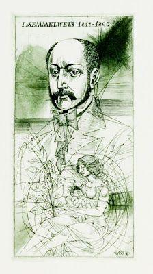 Kass János: Orvosportrék - Rézkarcfitness Stamp Collecting, Hetalia, Hungary, Painters, Graphic Design, Artist, Artists, Visual Communication
