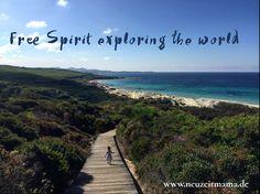 Free Spirit Exploring the world