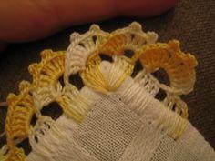 Filomena Crochet e Outros Lavores: Bico de Crochet