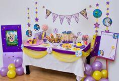 Imagenes de rapunzel para cumpleaños - Imagui