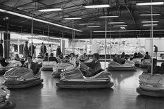 Citroen Ds, Jaguar Type E, Houses In America, Long Beach California, Fontainebleau, Fun Fair, Small Cars, Amusement Park, The Good Old Days