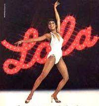 Lola Falana - Her name was Lola; she was a showgirl...