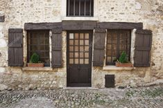 Image result for mittelalter steinhaus Medieval Fantasy, Garage Doors, Outdoor Decor, Image, Home Decor, House, Decoration Home, Room Decor, Carriage Doors