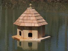 floating duck condo
