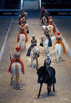 Boléro de Ravel #SautHermes #Bartabas #horseshow
