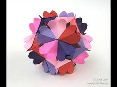 Origami My Heart by Meenakshi Mukerji - YouTube