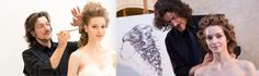 """Renaissance - Wedding hairstyle 2014 by Salvo Filetti, collezione """" Renaissance """" - sposa dai richiami rinascimentali e spiccata sensualità."""