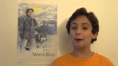 Film Review: White Fang by KIDS FIRST! Film Critic Gerry O.