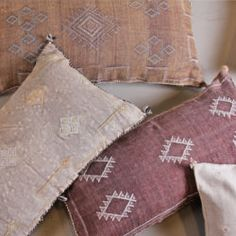 Cactus silk cushions (long) | R2,999.00 | www.thestorer.co