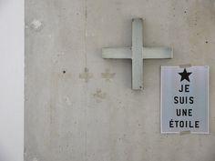 Vosgesparis: Crosses + concrete {unplugged series}
