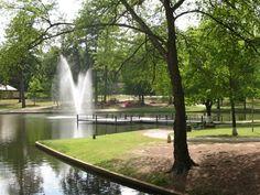 Teague Park by Longview Texas, via Flickr
