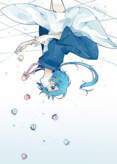 Yuni from Katekyo Hitman Reborn