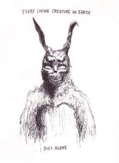 Donnie Darko loved this watched this movie numerous times