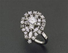 ¿Qué dice tu anillo de compromiso de ti? #boda #anillo #alianzas