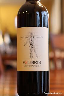 Ex Libris Cabernet Sauvignon 2009 - One Cool Cabernet. BULK BUY! The best of Washington State all in one wine.   82% Cabernet Sauvignon, 9% Merlot, 7% Cabernet Franc and 2% Petit Verdot from Columbia Valley, Washinton. $14  http://www.reversewinesnob.com/2013/02/ex-libris-cabernet-sauvignon.html