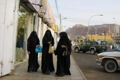 If You're a Woman, You Don't Want to Travel Here: Saudi Arabia