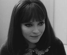 Anna Karina  Alphaville (1965) dir. by Jean-Luc Godard:
