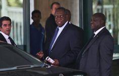 CAN-2015: le #président de la #CAF consulte la #Guinée équatoriale