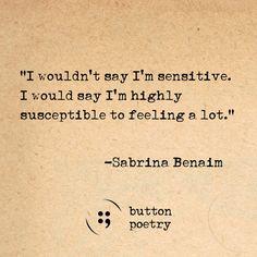 "Sabrina Benaim - ""First Date"" (NPS 2015)"