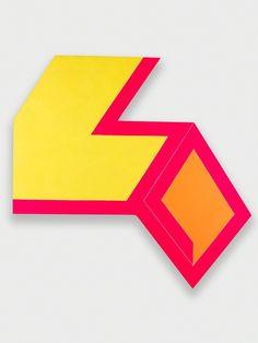 Frank Stella, 'Effingham II', 1966, minimalism
