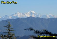 Tourist Attraction India: Site Seen from Lal Tibba Mussoorie