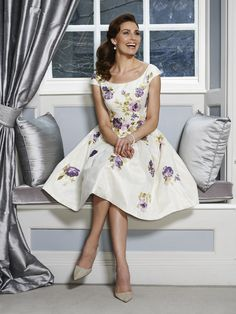 A stunning Mother of the Bride & Mother of the Groom dress from the Portofino High Summer 2016 Collection by Ian Stuart London. This dress has been beautifully designed using a cream silk dupion fabric which features a feminine violet rose organza pattern. Product code ISL691. View more Mother of the Bride / Groom dresses from our Ian Stuart collection at: http://www.baroqueboutique.co.uk/mother-of-the-bride-south-wales/ Photographs courtesy of: http://www.ianstuart-london.com/