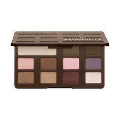New!!! Matte Chocolate Chip Palette from Too Faced #too faced #limited edition #eyeshadow palette #holiday #fall beauty #beauty #beauty guru #beauty junkie #makeup #makeup artist #cosmetics #too faced cosmetics #makeup junkie #makeup tutorial #sale #holiday #eye makeup #black friday #sale #cyber monday