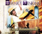 Bernice Jenkins: Why The Church Thanksgiving Dinner Was Cancelled [EXCLUSIVE]