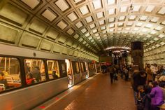 See a guide to using the Washington, DC Metro (the regional subway system), hours, farecard information, parking, rules and tips, and a station guide.